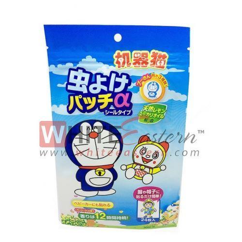 Picture of Anti Mosquito Repellent Patches Doraemon Design, 24 Pieces