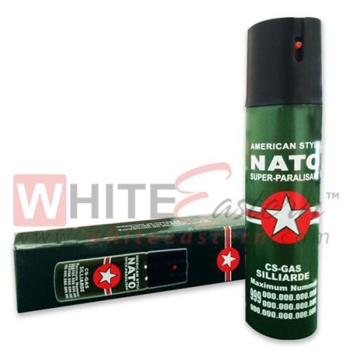 Picture of Pepper Spray, NATO Design (110ml)