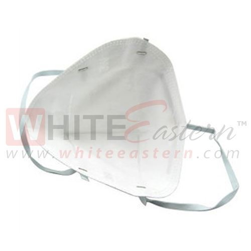 Picture of 3M 9010 N95 Particulate Respirator Mask, 10 Pieces