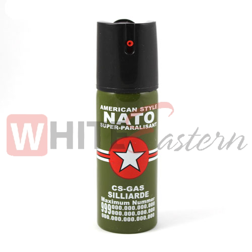 Picture of Security Combo 6 NATO 60ML Pepper Spray + Holster