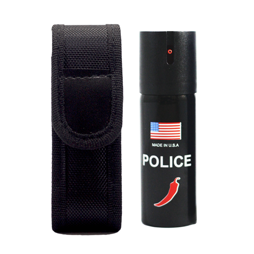 Picture of Security Combo 16 USA FLAG 60ML Pepper Spray + Holster