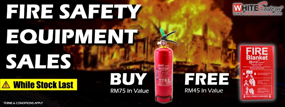 Whiteeastern Fire Safety Equipment