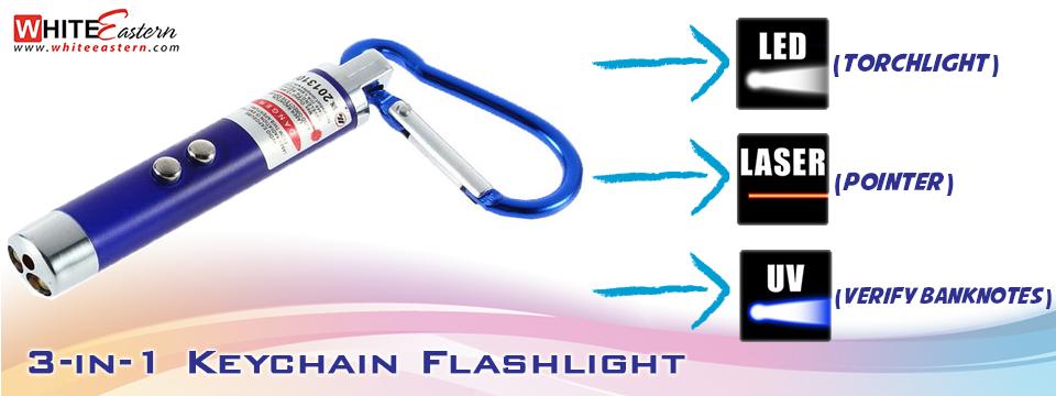 Whiteeastern LED Flashlight
