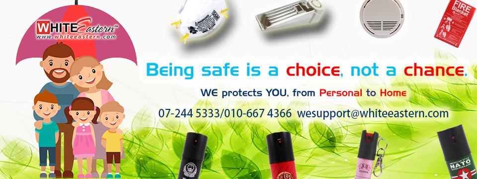 WhiteEastern Personal & Home Safety Malaysia